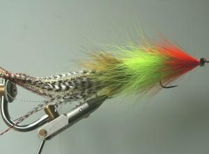 Streamer 116  Bucktail          24 cm 2 haken
