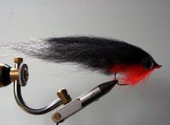 132 Hair  10 cm  tot 30 cm  Vlieghengel Spinhengel