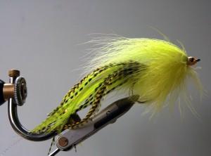 153 Bucktail Marabou 10cm tot 30 cm