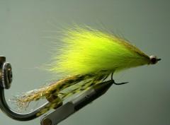 157  Bucktail van 10 cm tot 30 cm
