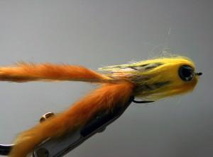 Streamer 172  10 cm 15 cm 20 cm  ( poldersloten killer)