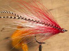 162 Bucktail 10 cm 15 cm 20 cm  Redhead bucktail polder sloten  killer   ( altijd vis)