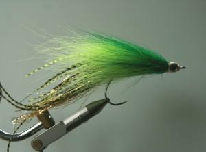 Streamer 119  Bucktail van 10 cm tot 30 cm