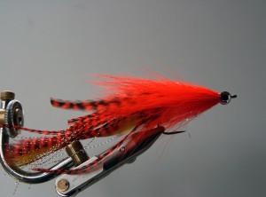 129  Bucktail   breed gebonden 10 cm tot 30 cm