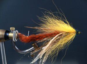 524 Bucktail    10 cm tot  25 cm