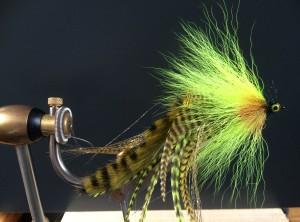 425  Bucktail van 10 cm tot 30 cm