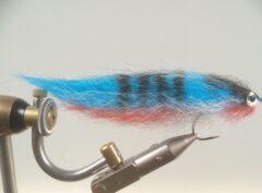 39 Hair   10 cm tot 30 cm vlieghengel  spinhengel  verzwaard onverzwaard