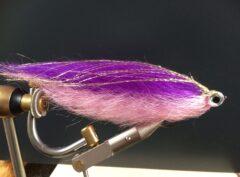 448 Hair 10 cm tot 30 cm Vlieghengel Spinhengel verzwaard of onverzwaard