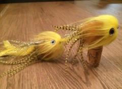 pike Streamer 561   20 cm tot 30 cm   Follow me
