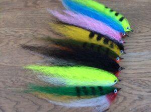 Set van 8 stuks 20 cm ( topset) voor Spin en Vlieghengel ( meest verkocht)