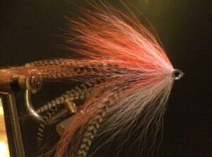 542  Bucktail   10 cm tot  30 cm