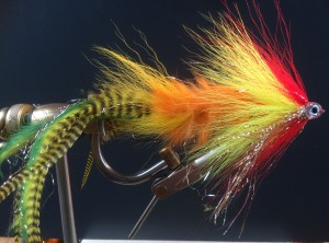 464   Bucktail     van 15 cm tot 30 cm