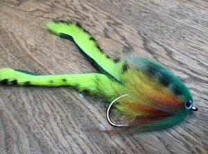 735 Pike Streamer Big Head 10 cm tot 25 cm Polder     Killertje vangt altijd vis