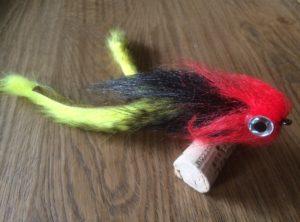 732 Pike Streamer Big Head van 10 cm tot 30 cm