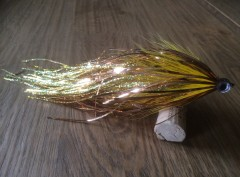 Flash Bucktail Pike streamer