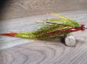 820 Flash Bucktail streamer van 10 tot 30 cm Vlieghengel Spinhengel