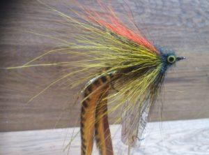 879 Bucktail Zonker 10 tot 30 cm Vlieghengel   Spinhengel werkelijk top aktie