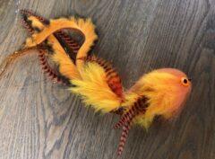 1011  Jointed Killer voor spin en vlieghengel 15.20.25.30.35 cm verzwaard of onverzwaard