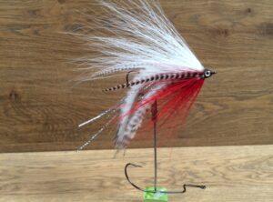 1065 Anti Wier de TOPPER 10 ,15,20 cm voor Vlieg en spinhengel Op Unieke haak
