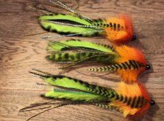 1121 Bunny streamer  10 cm tot 30 cm  verzwaard of onverzwaard