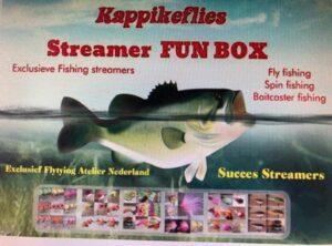 Streamer Boxen met de Beste Succes Streamers daar in ;  Bepaal zelf je prijs